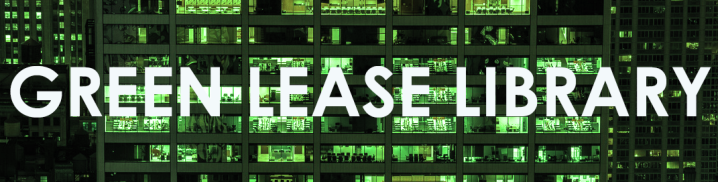 Green Lease Library